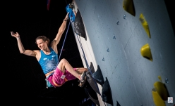 IFSC World Championships in Paris: Anak Verhoeven