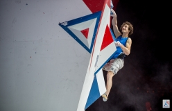 IFSC World Championships in Paris: Adam Ondra
