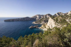 Les Calanques, France
