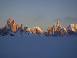 Traversata est-ovest dello Hielo Patagonico Sur