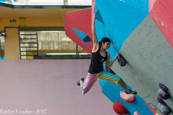 World Youth Championships: Ashima Shiraishi wins Bouldering gold