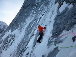 Alpinism on Pizzo Badile: interview with Marcel Schenk and Simon Gietl after Amore di Vetro