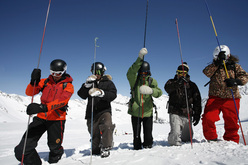 Snow & Avalanche Awareness Camps