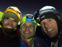 Eiger Metanoia: Thomas Huber, Roger Schäli and Stephan Siegrist