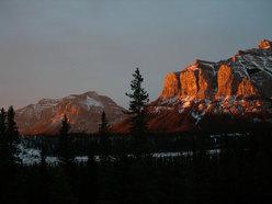 La Ghost Valley: è sempre un'avventura speciale raggiungerla: da Canmore ci vogliono circa due ore e chiaramente dipende tutto dall'autista…