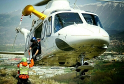 The Italian Mountain Rescue association CNSAS has launched a charity appeal to help the families of the victims of helicopter crash that occurred on 24/01/2017 at Campo Felice, in Abruzzo, Italy.