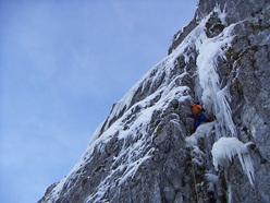 Grotta delle Ciaole, Giorgio Ferretti su Campitello Dry-Ice
