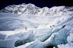 L'Icefall di Everest