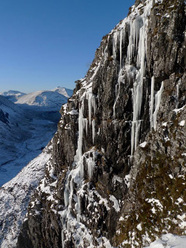 Liquidation (VI,6) and Frozen Assets (VII,7) at Aonach Eagach, Glen Coe, Scotland