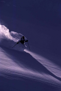 Eric  Mochet location: Cervinia