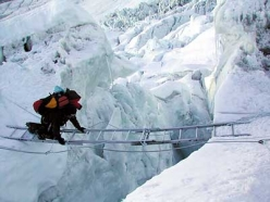 Everest: Scala sull Icefall