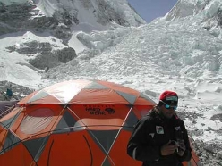 Everest: campo base, versante sud