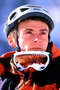 French alpinist Jean-Christophe Lafaille