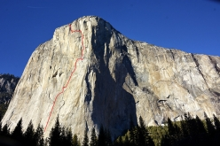 The Muir Wall, El Capitan, Yosemite