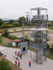 La Torre di Padova della Commissione Centrale Materiali e Tecniche del Cai