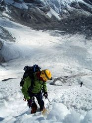 Lhotse South Face 2006