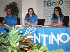 During the press conference of the European Sport Climbing Championships 2017