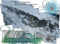 Settore Highlands, Argentiere Rive Gauche