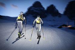 XV Sellaronda Skimarathon, Dolomites