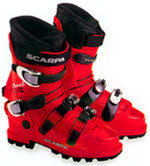 Ski mountaineering equipment