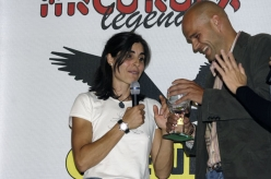 Arco Rock Legends 2006: la basca Josune Bereziartu vince primo Salewa Rock Award