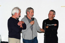 Sergio Martini, Mario Tranquillini e Marco Furlani