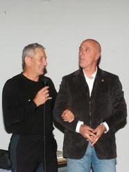 Marco Furlani e Ciano Stenghel