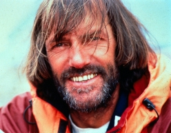 Hans Kammerlander; K2 is his 13th 8000m peak