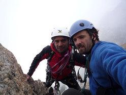 Daniele Nardi e Andrea Di Donato sul Monte Bianco
