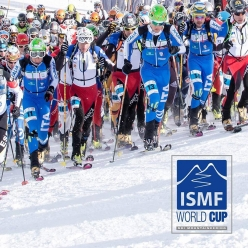 The ISMF Ski Mountaineering World Cup 2018 starts in Wanlong in China on 15-16/12/202017