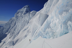 Monte Sarmiento, Patagonia, North Face first ascent