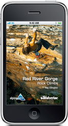 Red River Gorge Rock Climbs climbing iPhone app