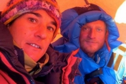 French alpinist Elisabeth Revol and Poland's Tomek Mackiewicz