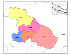 The Karnali District in Nepal