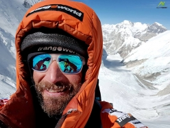 Basque alpinist Alex Txikon