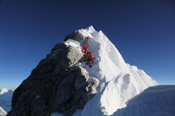 Hilary Step, Everest