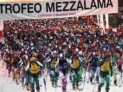 Domenica 29 aprile 2007 parte un Mezzalama da record con quasi 800 partecipanti al via per la gara di scialpinismo più dura del mondo.