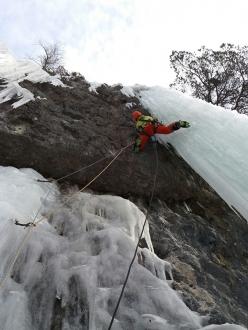 Di Brenta Cascate Val Nuove Meledriodolomiti Due Ghiaccio In 8n0vmNw