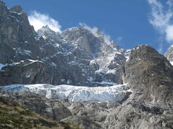 The South Face of the Grandes Jorasses