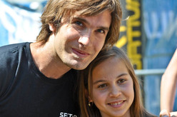 Chris Sharma al Rock Junior 2010