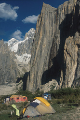 Camp Base, Roungkhanchan 1, Nangma Valley, Pakistan