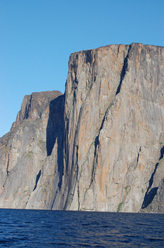 The impossible wall - a virgin big wall in Greenland