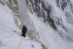 Slovak Direct Denali: Anne Gilbert Chase making the first female ascent