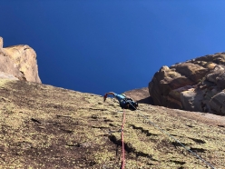 Tsaranoro, Madagascar: making the first ascent of Soavadia