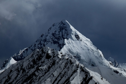 Mount Kachqiant, Dasbar Valley, Pakistan climbed probably for the first time on 01/07/2018 by the Dutch mountaineers Danny Schoch and Bas Visscher