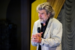 Arco Rock Legends 2018: Reinhold Messner parla dell'arrampicata e alpinismo