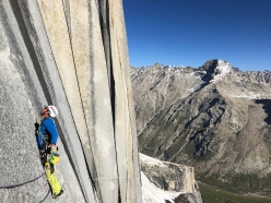 Water World Kiris Peak: day 2