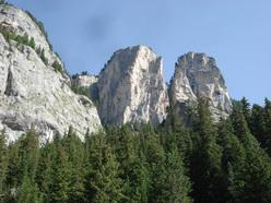 Via Ferrata I Magnifici Quattro - Val di Fassa - Dolomiti
