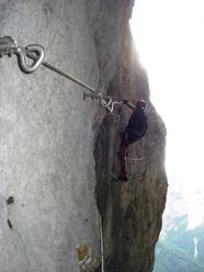 Via Ferrata I Magnifici Quattro - Val di Fassa - Dolomites