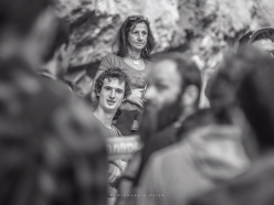 Adam Ondra at the Arco Champions Challenge